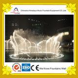 Fontana magica di musica dell'acqua di Dancing con le lampade subacquee del LED