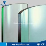 光学計算されたオーブンガラス真空によって和らげられる曲げられた陶磁器の防弾