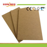 3.0mm Plain MDF/Raw MDF/MDF Board pour Table Skin/Door Skin