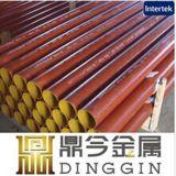 Pipes de sol de fer de fonte En87