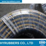Boyau R1 hydraulique anti-calorique du boyau SAE 100 de certificat de Hyrubbers