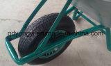 Carrinho de mão de roda resistente para o mercado de Europa, Ireland Wb6414t
