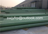Pipes de drainage de fibre de verre de GRP/pipe industrielles protection contre les incendies FRP