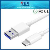 USB2.0 к Типу-C поручая кабелю данных для iPhone и Android