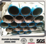 BS 1387 гальванизировал стальную трубу, тяжелый тип гальванизированная труба