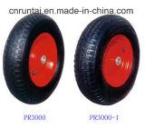 "Pneumatische Qualität 16 Zoll (16 "" X4.00-8) des Gummirad-(PR3000)"