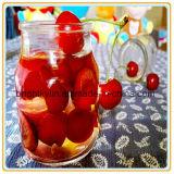 Esportazione della ciliegia inscatolata all'estero
