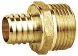 Guarnición de cobre amarillo de la entrerrosca (A. 0357)