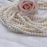 8-9mm perla de marfil cultivada blanca natural del precio al por mayor