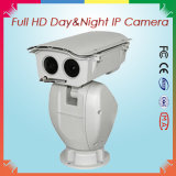 Range 긴 Day&Night Security PTZ IP Camera (2000m 거리 감시)
