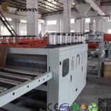 Linea di produzione di plastica di legno di profilo del composto WPC per la pavimentazione/pallet