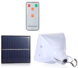 시골 시장을%s 전구를 점화하는 야영 태양 LED