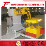 Máquina de soldadura de alta freqüência para a tubulação de aço suave