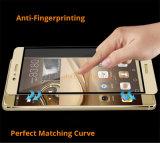 Protezione dello schermo curva 2016 ultima 3D di vetro Tempered del coperchio completo per Huawei P9