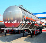 El fabricante suministra directo el combustible, LPG, CNG, asfalto, petrolero del acoplado del betún semi