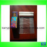 Хозяйственные сумки HDPE плоские, мешки замораживателя на крене