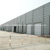 Здание мастерской стальной структуры конструкции полного комплекта профессиональное