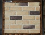 Mattonelle Decorative Brick Artificial Stone Brick per Wall Cladding (YLD-01010)