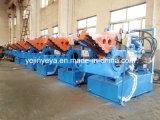Hydraulisches Eisen-Stahlaluminiumausschnitt-Maschine des Altmetall-Q08-100
