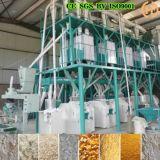 pour le maïs de l'Afrique de la machine de moulin du maïs 30t/24h