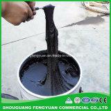 Pulverizando não a cura do revestimento impermeável do asfalto de borracha