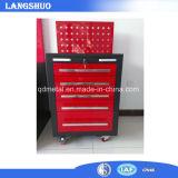 Gabinete de armazenamento de ferramentas de metal rodoviário pesado