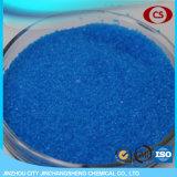 Blaues Kristallgalvanisierengrad-kupfernes Sulfat 98%Min