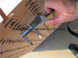 MDF entalhado da placa/Slotwall do MDF do projeto 15mm melamina nova