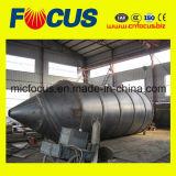 Grande silo di cemento serrato 100t dell'acciaio di capienza Q235 per la pianta d'ammucchiamento concreta