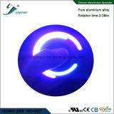 다채로운 LED 빛을%s 가진 최신 모형 2 잎 합금 손 방적공 장난감