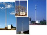 단 하나 관 원거리 통신 탑의 자활하는 유형