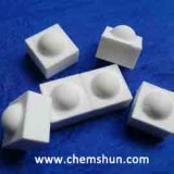 Alumina resistente all'uso Ceramic Mat per Rubber Conveyor Vulcanization