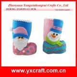 Décoration de Noël (ZY14Y517-1-2) Objet cadeau cadeau de Noël Cadre décoratif