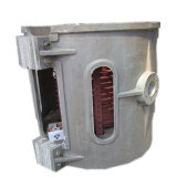 Electric de fonte Induction Furnace pour Casting Metal