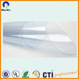 PVC Material Plastic Sheeting di 0.3mm Super Clear