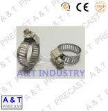 Обойма рукава и зажим для резиновой трубы провода двойника нержавеющей стали высокого давления дешевые
