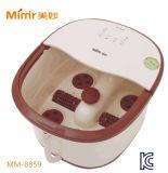 Máquina mm-8859 del baño del pie con la calefacción