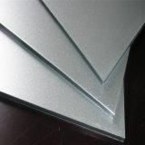 El panel compuesto de aluminio de la muestra de aluminio