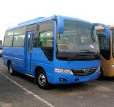 長い交通機関のための中間のサイズのディーゼルバス