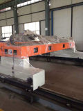 CNC Plasma en de Scherpe Machine van de Vlam voor de Plaat van het Staal