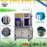 Máquina de rellenar de Thc de los atomizadores del brote 510 del cartucho del petróleo Full-Automatic de Cbd