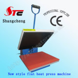 38*38cm 세륨 Flat Simple Heat Press Machine Manual Heat Transfer Machine T-Shirt Heat Transfer Printing Machine