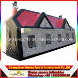 新しい終了する型の膨脹可能なパブのテントか耐久の飲むテントのパブ棒家