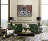 Pintura al óleo al por mayor de la decoración de la alta calidad, pintura casera de la decoración, pintura del arte (Y068)