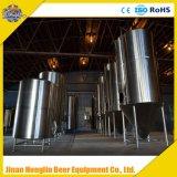 De verse Apparatuur van het Bierbrouwen, het Bier dat van de Dikte van 3mm Systeem maakt