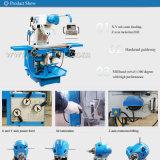 Tipo universal máquina de trituração vertical Lm1450 do joelho com tipo tabela da base de funcionamento