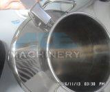 Recipientes de leite em aço inox com tampa de bloqueio (ACE-NG-JR)