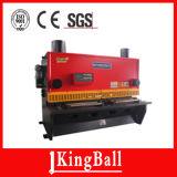 Máquina de corte de Kingball, máquina de estaca, placa Cutterqc11k, Gullitine