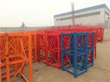 Levage de cage d'ascenseur de construction de la qualité 2t à vendre