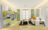 Entwurfs-Wohnungs-Projekt-hölzerne Korn-Wohnzimmer-Möbel (zk-004) freigeben